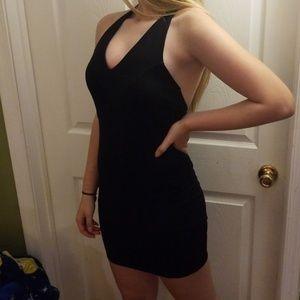 Lulus Little Black Dress Cocktail Homecoming Med